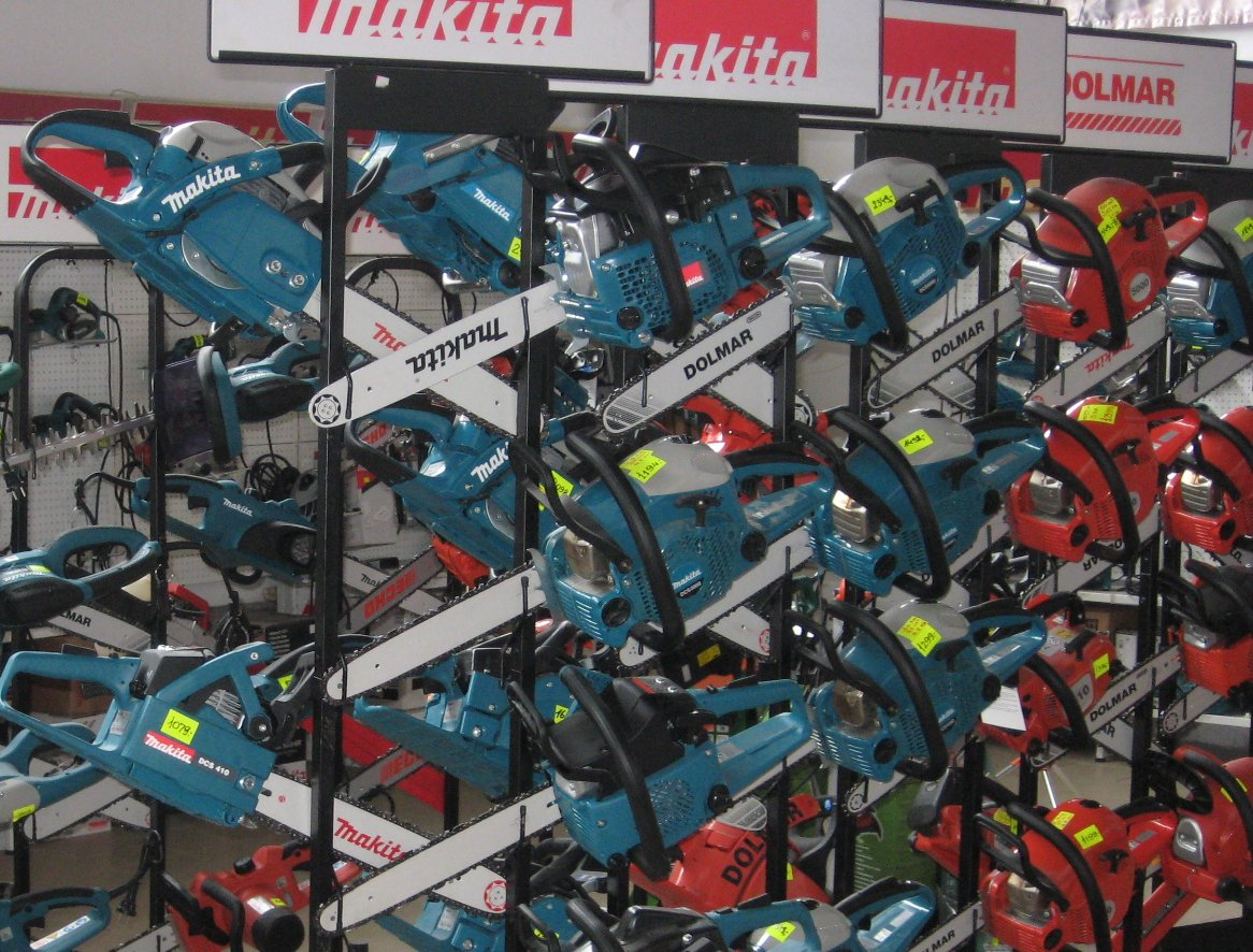 Widok wnętrza sklepu 12