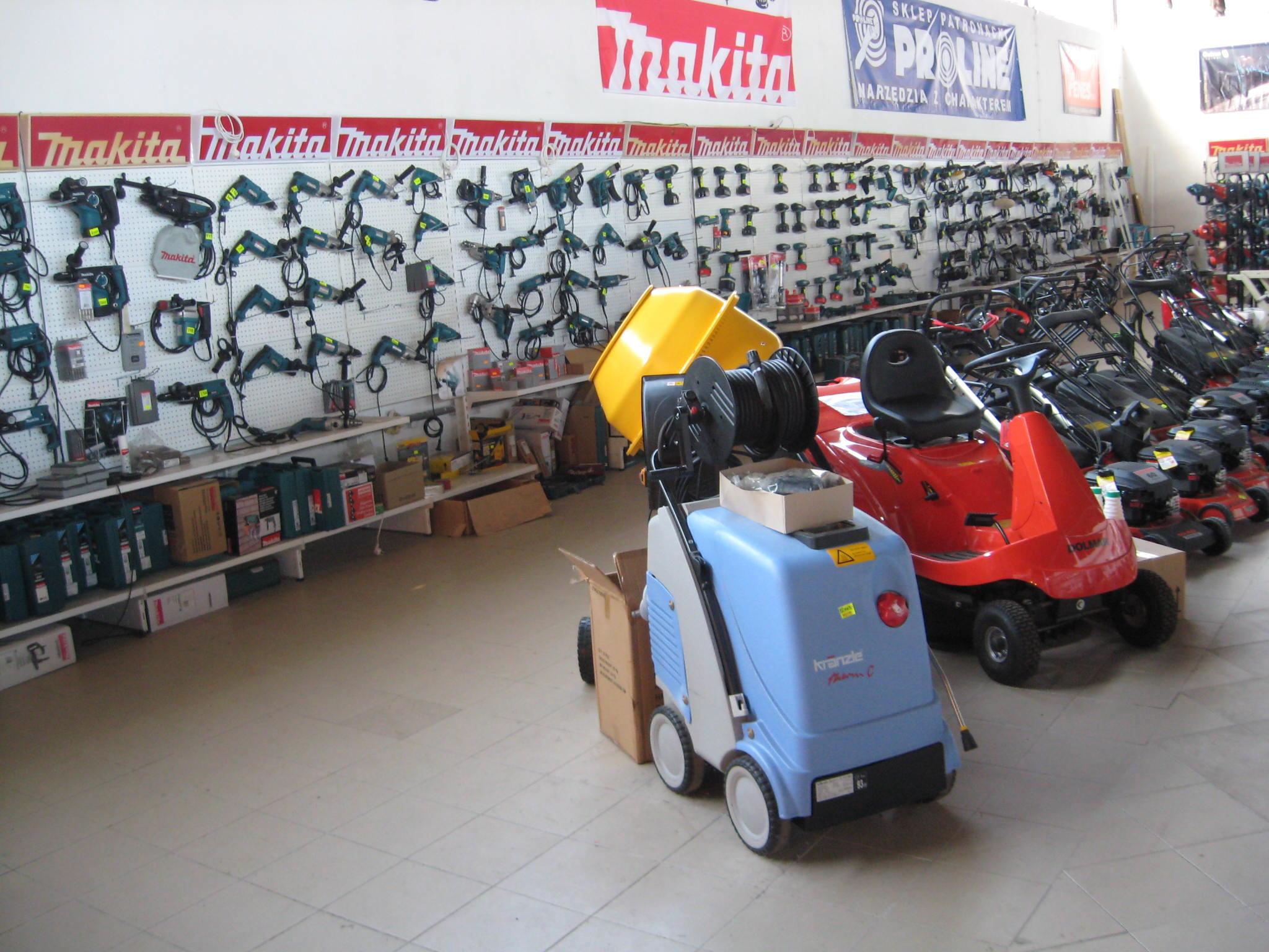 Widok wnętrza sklepu 9